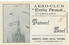 Italian Printed Collectable Transportation Postcards