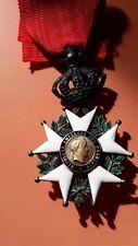 Croix de la Légion d'Honneur. Epoque second empire. SUP