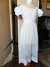 Cotton Clothing Antique Lace, Crochet & Doilies