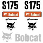 S175 Decals S175 Stickers Bobcat Skid Steer loader DECAL SET Kit
