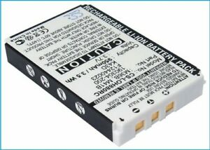 Cameron Sino Rechargeble Battery for Logitech HHD10010