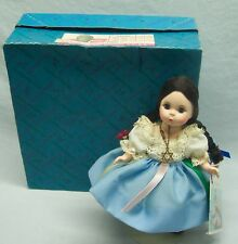 "1983 Madame Alexander Little Women International Dolls ISRAEL 7"" DOLL #568"