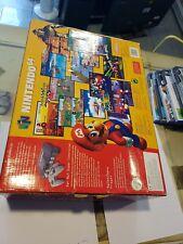 N64 - Nintendo 64 Konsole mit Original Controller in OVP