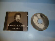 Back To Front by Lionel Richie (CD, 1992, Motown)