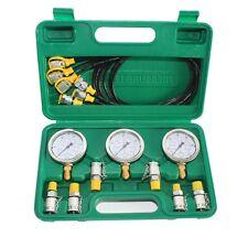 Excavator Hydraulic Pressure Test Kit XZTK-60, Hydraulic tester,test coupling
