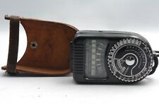 @ Ship in 24 Hrs! @ Excellent! @ Vintage Sekonic L-II 2 Universal Exposure Meter