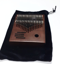 More details for 17-key wooden thumb kalimba piano (new/boxed)