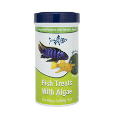 Fish Science Fish Treats With Algae 50g Natural Stick to Glass