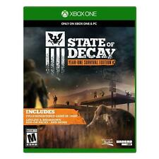 State of Decay -- Year-One Survival Edition (Microsoft Xbox One, 2015)new sealed