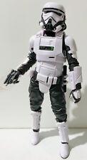 Star Wars Black Series patrol Trooper Solo- Figure LOOSE
