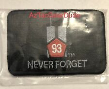 5.11 Tactical Patch 9/11 Memorial Never Forget Twin Towers Pentagon 93 Collector