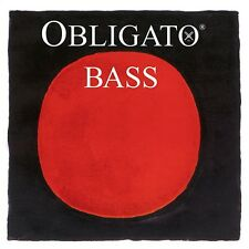 Pirastro Obligato Kontrabass Saiten SATZ ORCHESTER mittel, Double Bass Strings
