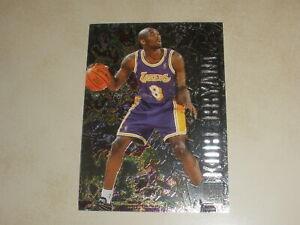 1996-97 Fleer Metal Kobe Bryant #181 RC Rookie