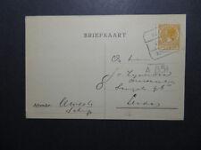 Netherlands 1926 Postcard / HELDER AMSTERDAM Cancel (II) - Z12597