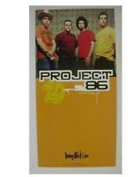 Project 86 Promo Poster Project86