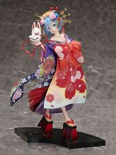 Re: Zero REM Kimono Dress Oiran ver. 1/7 Figure 250mm F:NEX Orijinal PSL