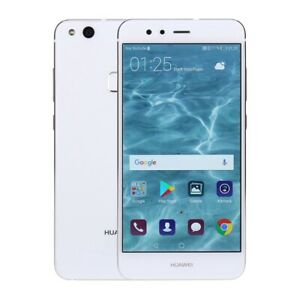 Huawei P10 lite Dual-SIM 32GB Pearl White Android Smartphone
