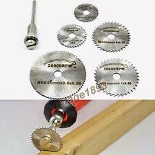 Grinder Fitting High Speed Steel Saw Blade Electric Drill Craftsman Carpenter