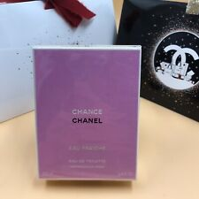 NEW & sealed, Genuine Chanel Chance Eau Fraiche, Eau De Toilette, 100ml&&22