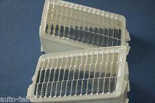 FOR PORSCHE 911 930 SET EU CLEAR FOG LIGHT LENSES / HOUSINGS BOSCH 1984 - `89