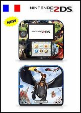 How to Train Your Dragon - Vinyl Skin Sticker for Nintendo 2DS - réf 140 US