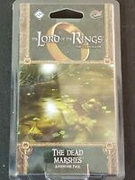 The Dead Marshes; Shadows of Mirkwood Cycle; Lord of the Rings LCG  FFG