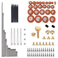 1X(119Pcs/Set Alto Sax Saxophone Repair Parts Screws + Saxophone Sps Kit
