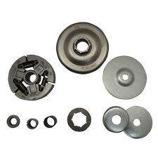 """For Stihl 070 Clutch &Clutch Drum Rim sprocket 0.404"""" 7T Washers New Replacement"""