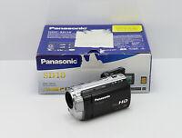 PANASONIC HDC-SD10 CAMCORDER BOXED SDHC CARD HD HIGH DEFINITION DIGITAL VIDEO