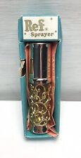 Collectables Vintage Purse Perfume Scent Metal Encased Spray Bottle