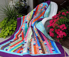 THE SHOP HOP Quilt Kit - Moda Sewing Notions Fabric + Quilt Pattern