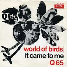 "Q65 ""WORLD OF BIRDS"" ORIG HOLL 1967 EX/EX"