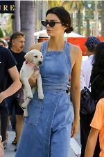 Stella McCartney denim dress size IT40 S XS