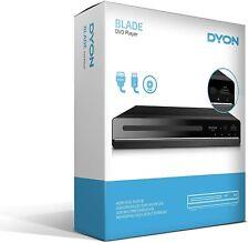 DYON Blade DVD Player mit HDMI und USB Anschluss Mediaplayer Schwarz