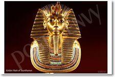 Golden Mask of Tutankhamun - NEW Ancient Egyptian Artifact Poster
