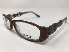 668fd65f2d5 Takumi Eyeglasses W  Magnetic Clip T9940-10 Brown Sleek 52-15-135