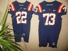 SYRACUSE ORANGEMEN GAME USED  FOOTBALL JERSEY