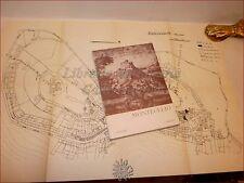 STORIA LOCALE GUIDONIA - Piccolini/Rendine: MONTECELIO MONTICELLI Tavole Carta
