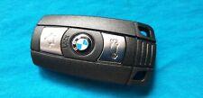 3 Button Remote Key fob for BMW X3 X5 X6 Comfort Access - Keyless Go 66126986585