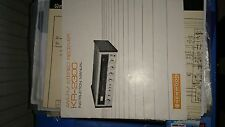 Kenwood KR-2300 Stereo Receiver Instruction Manual (vgc)