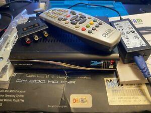 Used Dreambox DM800 HD PVR