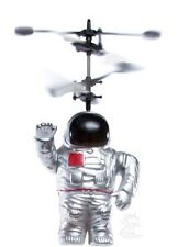 Levitating Hovering Flyin' Spaceman helicopter USB Rechargeable Battery - New