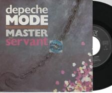 """Depeche Mode Master And Servant 45t 7"""" france french pressing"""