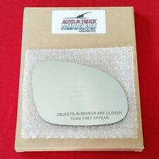 NEW Mirror Glass PASSAT JETTA GTI RABBIT EOS Passenger Right Side RH *FAST SHIP*