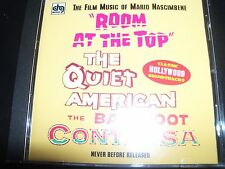 The Film Music of Mario Nascimbene Soundtrack (Room At The Top) CD – Like New