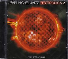 Jean Michel Jarre Electronica 2 The Heart of Noise CD New ORIGINAL High Quality
