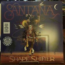 Shape Shifter by Santana (Vinyl LP, May-2012, Starfaith)