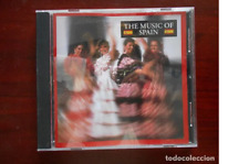CD THE MUSIC OF SPAIN - VARIOUS ARTISTS (3B)