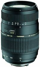 Tamron Auto Focus 70-300mm f/4.0-5.6 Di LD Macro Zoom Lens with Built In Motor f
