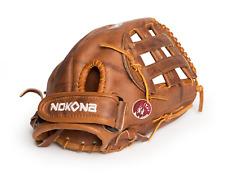 "Nokona Classic Walnut 12"" Infield/Pitcher Fastpitch Glove (H Web) W-V1200H"